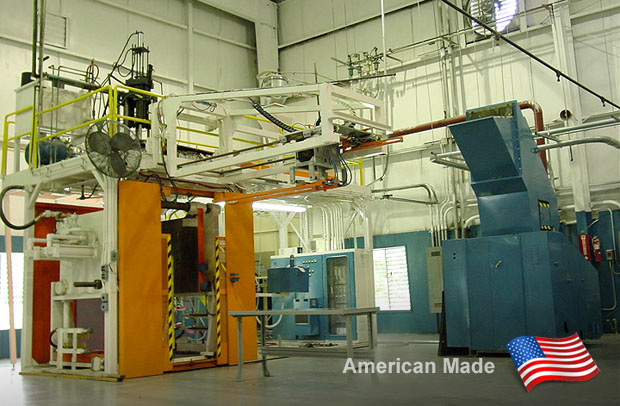 Custom Blow Molding in the USA
